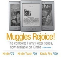 Harry Potter e-book reaction roundup | TeleRead: News and views on e-books, libraries, publishing and related topics | Pobre Gutenberg | Scoop.it