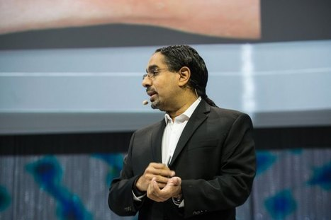 A Connected Planet, Digital Telepathy And Other Passions Of Ramez Naam - TechCrunch | Professional development of Librarians | Scoop.it