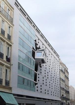Un geste architectural ambitieux sur Marseille ? Le projet Pop-Up House par l'artiste Gilles Desplanques | Rendons visibles l'architecture et les architectes | Scoop.it