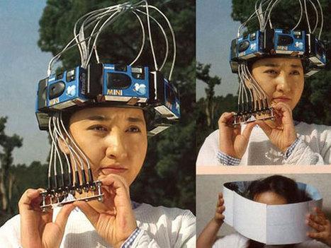 31 des inventions japonaises les plus inutiles… donc indispensables ! | geekeries by iboux | Scoop.it