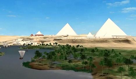 Giza3D: Visita las pirámides como las vieron los faraones -aulaPlaneta | Enseñar Geografía e Historia en Secundaria | Scoop.it