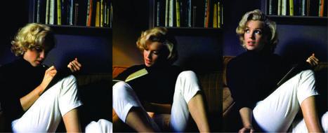 Así era la biblioteca de Marilyn Monroe – El monitor 1867   Redes sociales y #biblioteca   Scoop.it