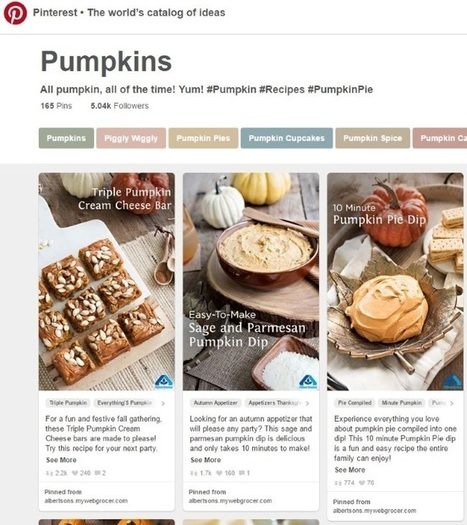 Pin Collective: Pinterest Connects Best Content Creators with Brands | SocialTimes | SocialMoMojo Web | Scoop.it