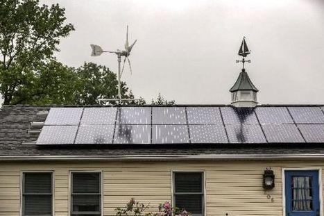 Letter: Imagine our homes make their own power | Solar Energy, Alternative Energy, Clean Energy | Scoop.it