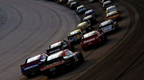 CUP: NASCAR Drivers Head For Tough Stretch - Fox News   Daily NASCAR News   Scoop.it