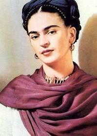 Biographie de Frida Kahlo dans l'histoire du Mexique | #lyrique en art | Scoop.it