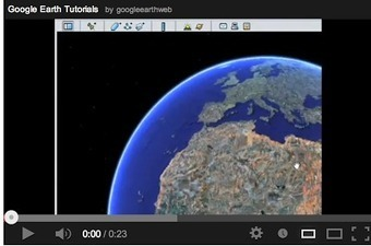 Teaching with Google Earth- Awesome Tips and Tutorials | iGeneration - 21st Century Education | Scoop.it