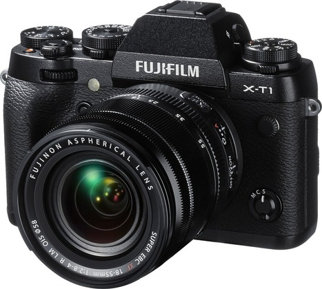 Fujifilm X-T1 offers weather-resistant body and improved EVF: Digital Photography Review   Photography Gear News   Scoop.it