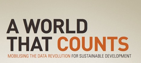 A World That Counts: Mobilising the Data Revolution for Sustainable Development | Research Capacity-Building in Africa | Scoop.it