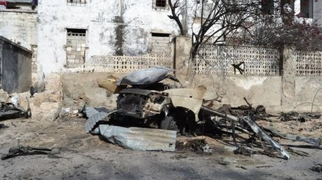 Africa - Al Shabaab militants attack Somalia's presidential palace | AP Government | Scoop.it