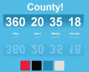 countdown   jQuery Plugins   Dev   Scoop.it
