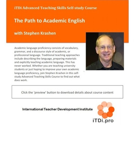 The Path to Academic English | Scoop.it BEP | Scoop.it