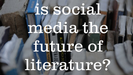 From Twitter to Facebook, Our Online Lives Are Changing How we Experience Literature | Library Aid | Scoop.it