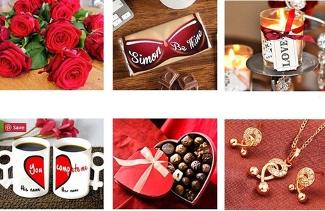 Personalised Valentine Day Gift Ideas For Your Girlfriend Who Loves Jewellery! - giftcart's diary | Gifting Ideas | Scoop.it