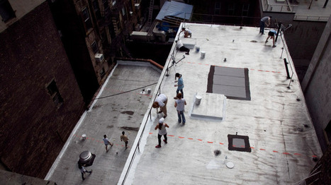 Cool roofs offer a salve for hot cities -- and the climate, too | Sustain Our Earth | Scoop.it