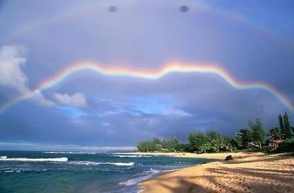 Twitter / SciencePorn: You're drunk, rainbow. ... | Copywriting | Scoop.it
