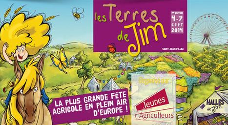 "Terres de Jim : la plus grande manifestation en plein air d'Europe | ""Viticulture en gironde"" | Scoop.it"