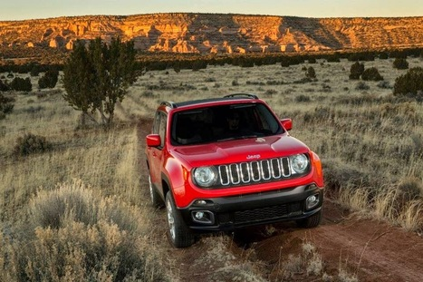 Autos Américaines Blog: Jeep en Chine, c'est officiel | GAC GONOW FRANCE | Scoop.it