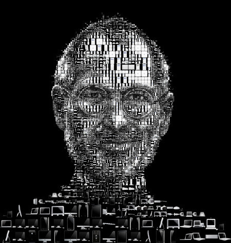 GOOD Design Daily: A Fitting Homage to Steve Jobs - Design - GOOD | Steve Jobs: A Master Thinker | Scoop.it