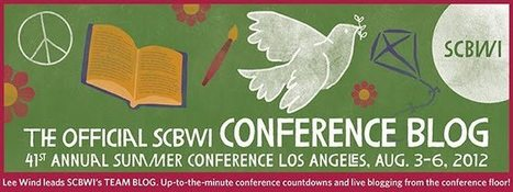 The Official SCBWI Conference Blog: Jordan Brown: Writing for Boys | Reading for Young Adults | Scoop.it