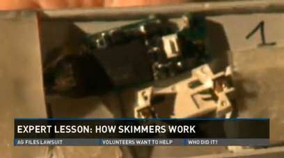 Secret Service Shines Light On Skimming Devices - WFMY News 2 | Pharmaceutical drug costs & m-health | Scoop.it