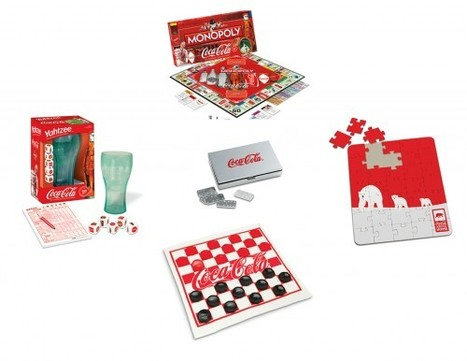 Coca-Cola Family Game Night Giveaway | ♨ Family & Food ♨ | Scoop.it