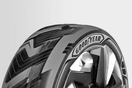 Goodyear imagine un pneu capable de recharger la batterie d'un véhicule électrique | Design, industrie, architecture, innovation, etc. | Scoop.it