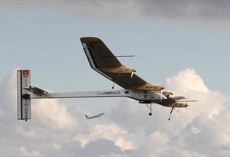 'Solar Impulse' to visit India on 2015 | hypersupreme | Scoop.it