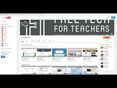 Two YouTube Search Methods You Might Be Overlooking | Educational Technology Applications | Scoop.it