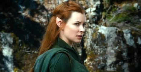 Orlando Bloom, Evangeline Lilly react to fans' Hobbit trailer reaction   'The Hobbit' Film   Scoop.it