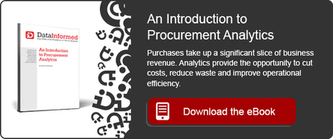 3 Best Practices for Using Procurement Analytics with Purchasing Cards - Data Informed | Procurement Outsourcing | Scoop.it