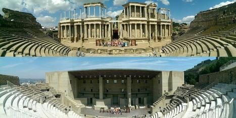 Los sueños nos mantienen despiertos. Clásicos Luna en los Teatros Romanos de  Mérida y Sagunto | LVDVS CHIRONIS 3.0 | Scoop.it