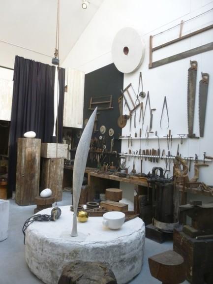 Déambuler autour de l'atelier de Brancusi | Arts et FLE | Scoop.it