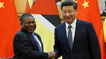 Le Mozambique s'en remet à la Chine | Africanews | Voix Africaine: Afrique Infos | Scoop.it