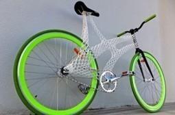 Individueller Fahrradrahmen aus dem 3D-Drucker - 3Druck.com   3D Druck   Scoop.it