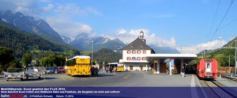 Mobilitätspreis: Scuol gewinnt den FLUX 2014 | Graubünden life style | Scoop.it