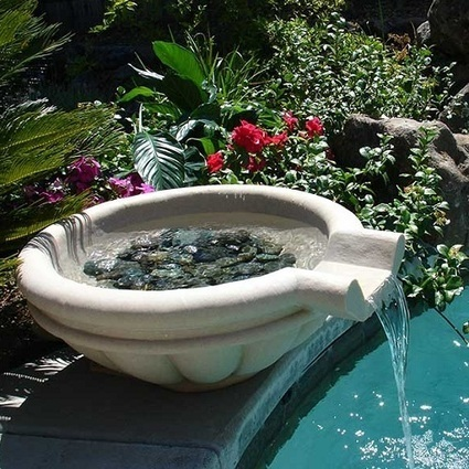 Exalted Fountains | New Scupper Fountains For The Garden Introduced | Gardening is more than Digging the Dirt | Scoop.it