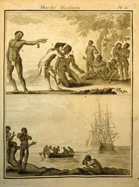 La traite négrière rochelaise au XVIIIe siècle | Une exposition virtuelle de grande qualité ! | Enseigner l'Histoire-Géographie | Scoop.it