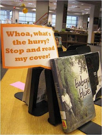 Library Displays | School Library Activities | Scoop.it