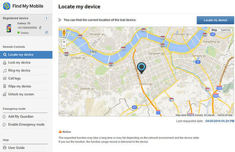 Zero-day in Samsung 'Find My Mobile' service allows attacker to remotely lock phone | Security & Smartphone | Scoop.it