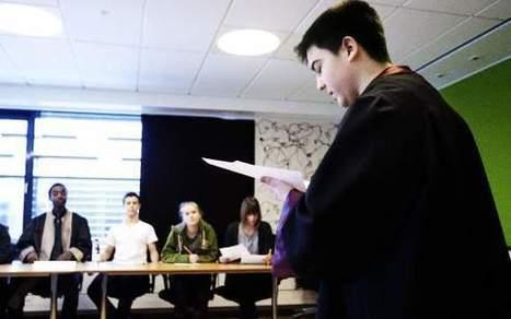 Elever bliver sendt ud med glæde | Udskoling Reboot | Scoop.it