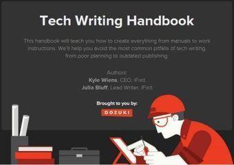 Tech Writing Handbook, un ebook gratis para aprender a escribir ... | education | Scoop.it
