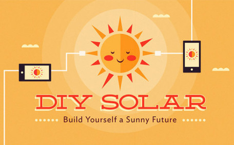 INFOGRAPHIC: Make your own solar phone charger | Innovation Sociale | Scoop.it