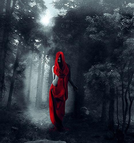 En rouge et noir avec The Gimp 2.8 [Tuto] | Gimp | Scoop.it