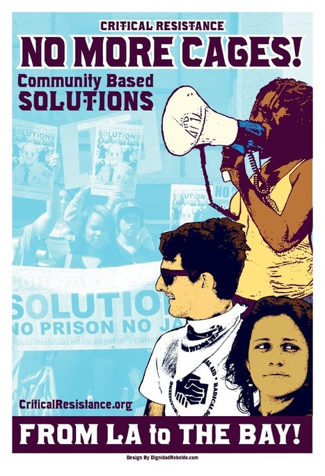 THE TIME IS NOW! STOP ALL PRISON AND JAIL EXPANSION PROJECTS IN CALIFORNIA! | up2-21 | Scoop.it