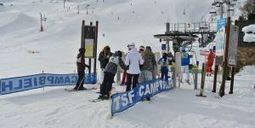 Le redoux climatique n'inquiète pas les stations de ski des Pyrénées | Vallée d'Aure - Pyrénées | Scoop.it