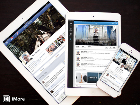Social Networking: How to get started on your iPhone and iPad! | iMore.com | social media | Scoop.it