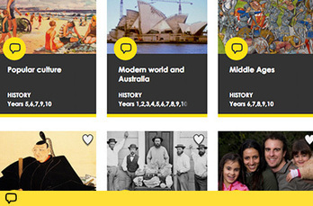 Splash - History resources for every classroom | Doing History | Scoop.it