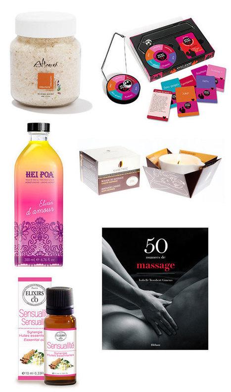 Des cadeaux de Saint-Valentin sous le signe de la sensualité ! | Femme Attitude Magazine en ligne tendance et branché | Femme Attitude Famille, Maison | Scoop.it
