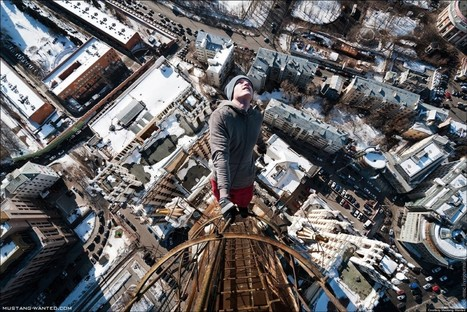 LOOK: These Death-Defying Photos May Make Your Heart Skip A Beat | Xposed | Scoop.it